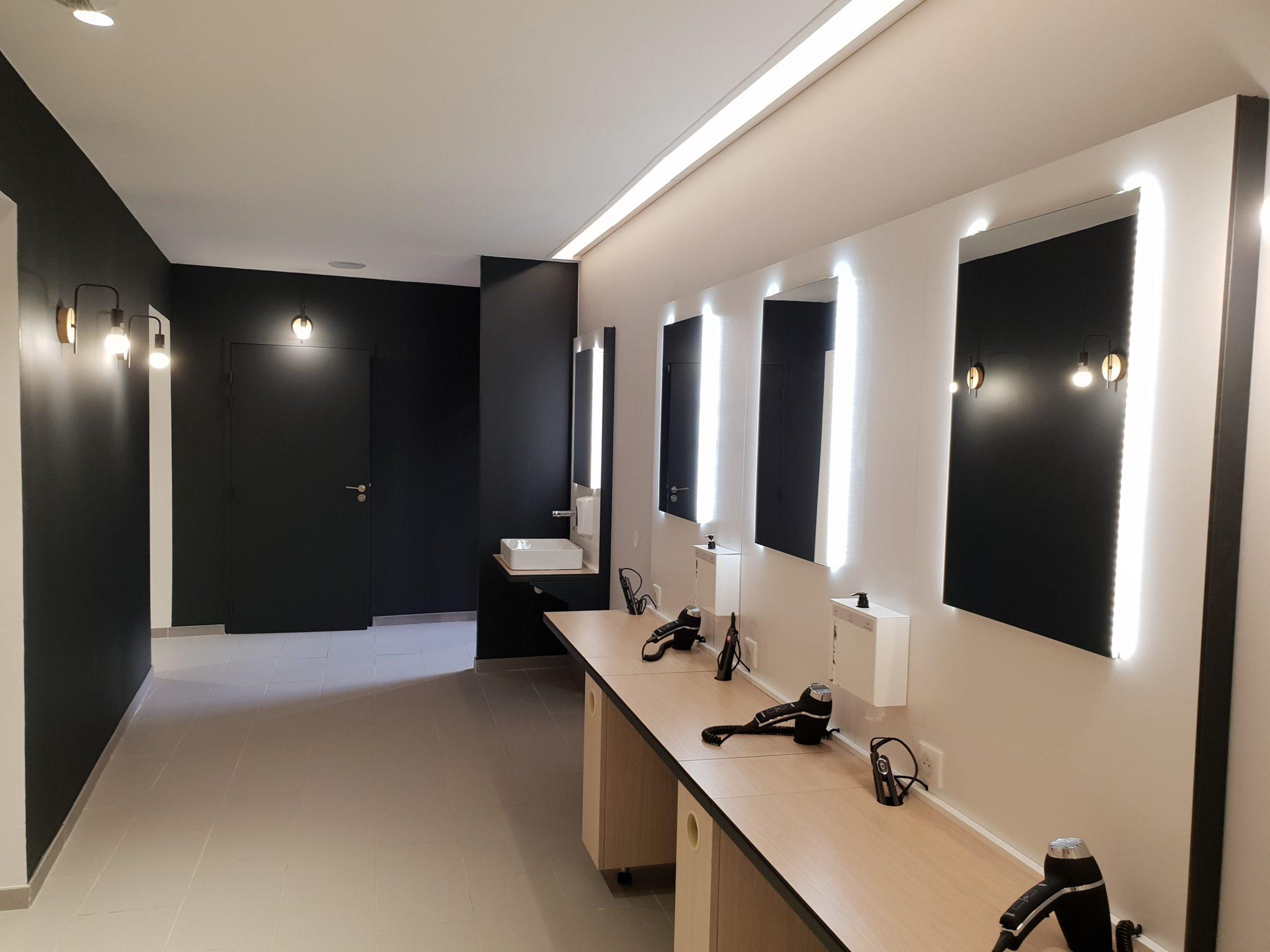 Salle de bain commerce