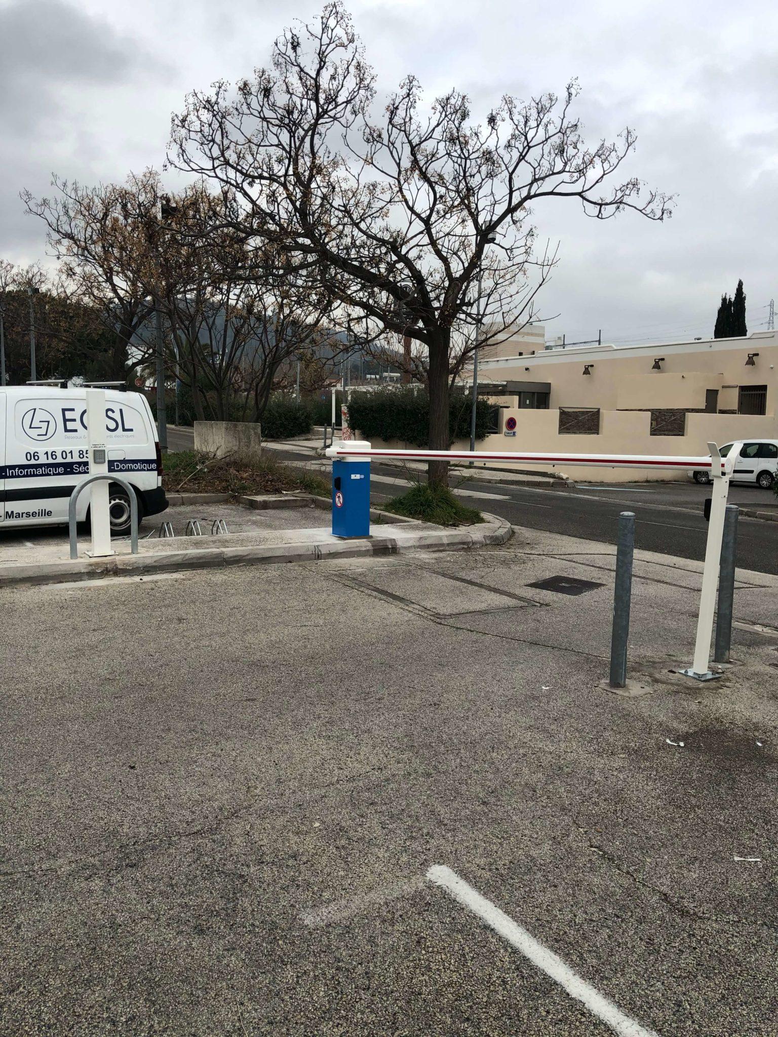 Barrière La Garde